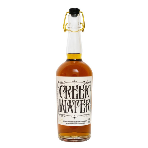 Creek Water American Whiskey 750mL