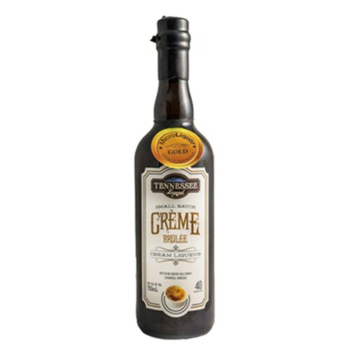 Tennessee Legend Crème Brûlée Cream 750mL