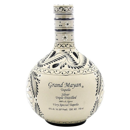 Grand Mayan Silver Tequila 750mL