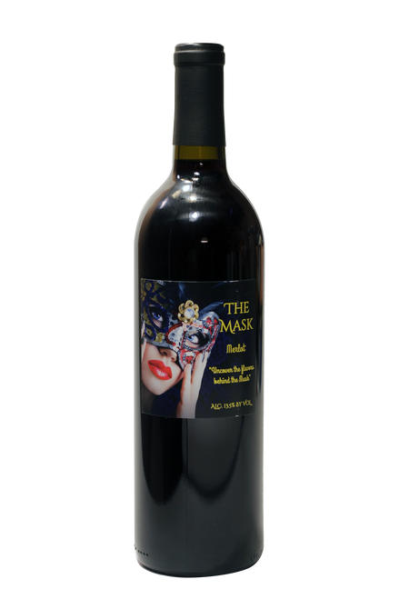 The Mask Merlot 750mL