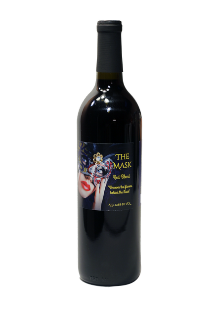 The Mask Red Blend 750mL