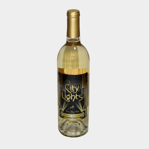 Casa Tiene Vista Vineyard City Lights Pinot Grigio 750mL