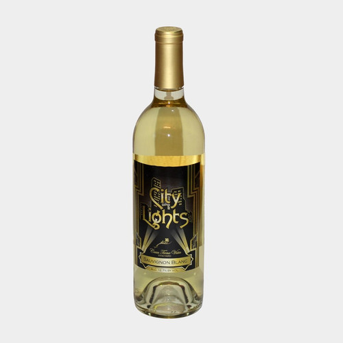 City Lights Sauvignon Blanc 750mL