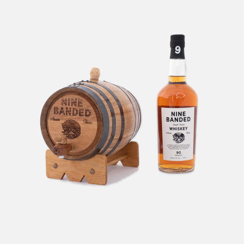 Nine Banded Small Batch 750mL