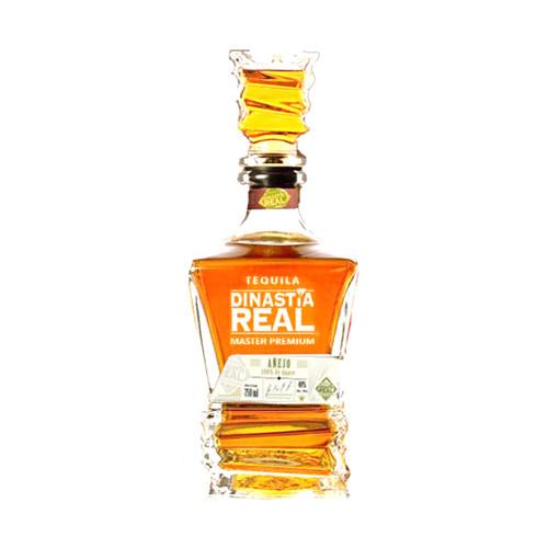 Tequila Dinastía Real Añejo 750mL
