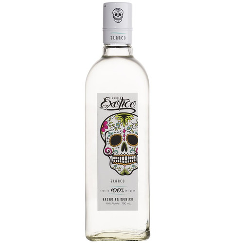 Exotico® Blanco Tequila 750mL