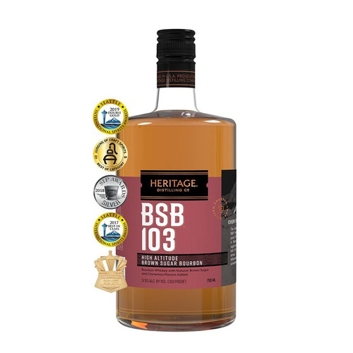 BSB 103® Brown Sugar Bourbon 103 750mL