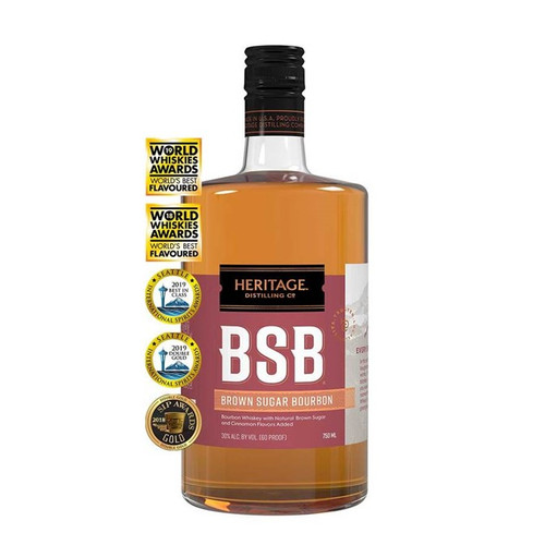 BSB Brown Sugar Bourbon® 750mL