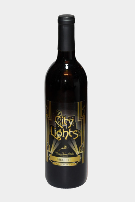 Casa Tiene Vista Vineyard City Lights Merlot 750mL