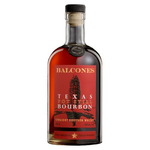 Texas Pot Still Bourbon 750mL