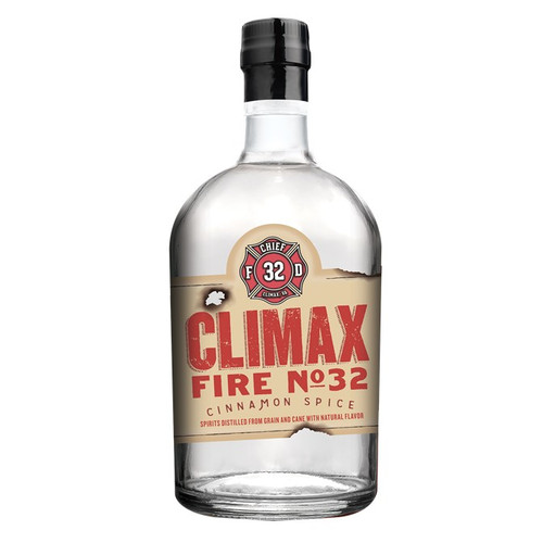 Climax Fire No. 32 Cinnamon Spice Whiskey 750mL