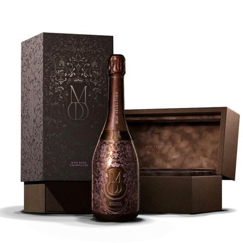 Mod Rosé Champagne 750mL