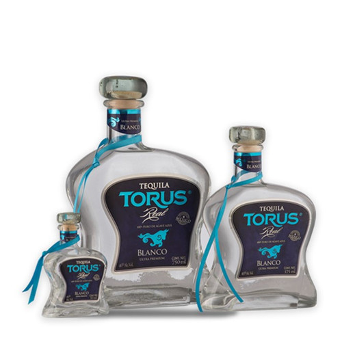Tequila Torus Real Blanco 750mL