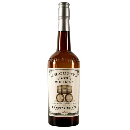 J.H. Cutter Whisky 750mL