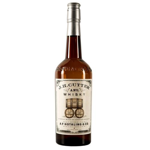 J.H. Cutter Whisky 750mL