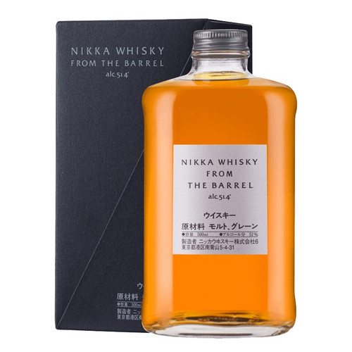 Nikka From The Barrel 750mL