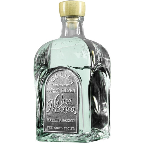 Casa Mexico Silver Tequila 750mL