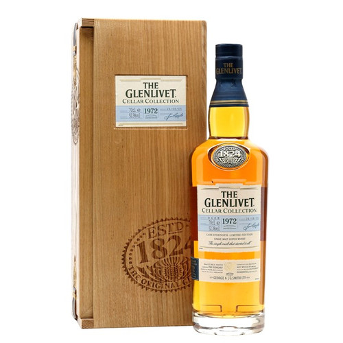 Glenlivet 1972 Cellar Collection 750mL