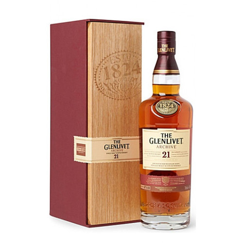 The Glenlivet Archive 21 Year Old 750mL