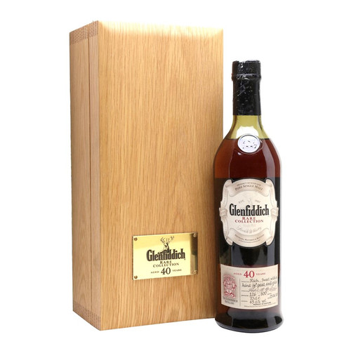 Glenfiddich 40 Year Old 750mL