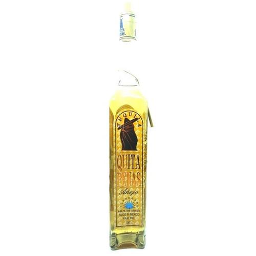 Quita Penas Añejo Tequila 1 LT