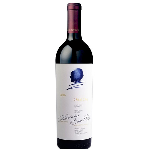 2016 Opus One Napa Valley 750mL
