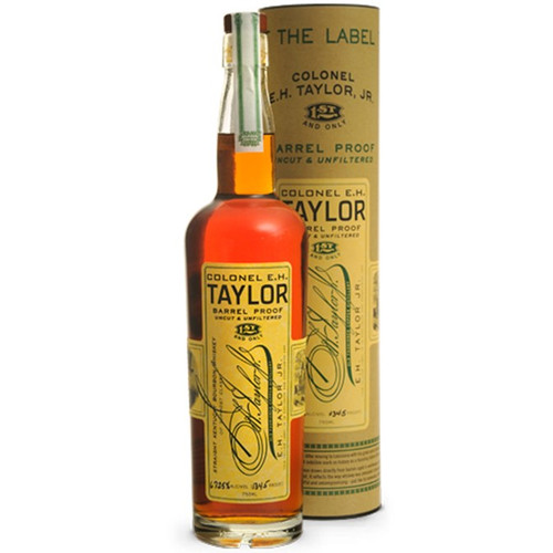 E.H. Taylor, Jr. Barrel Proof  750mL