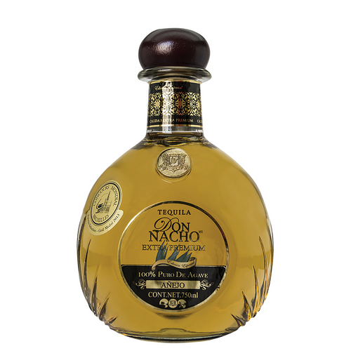 Don Nacho Extra Premium Añejo 750mL