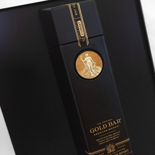 Gold Bar Double Cask Collection 820