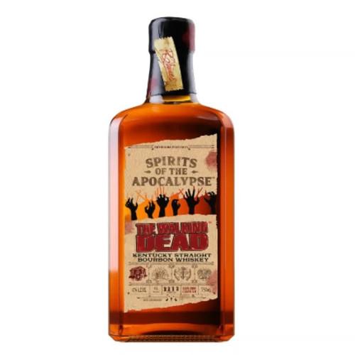 Spirits of the Apocalypse The Walking Dead Bourbon 750mL