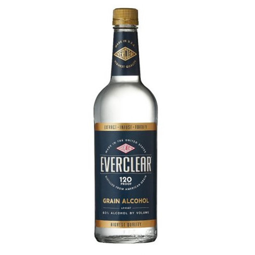 Everclear 120 Proof 750mL