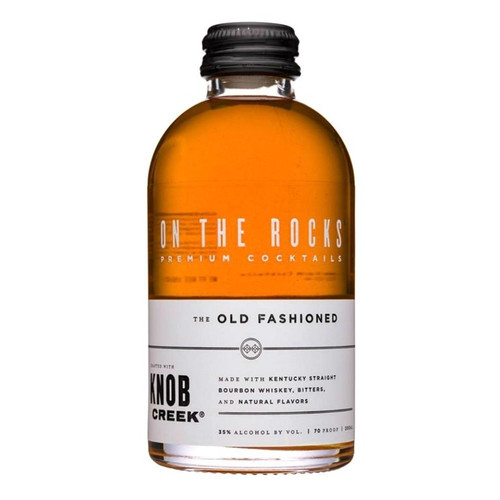 On The Rocks Old Fashioned Premium Cocktail 200mL