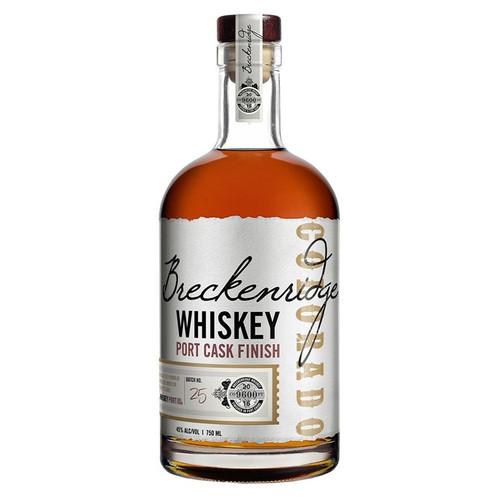 Breckenridge Port Cask Bourbon Whiskey 750mL