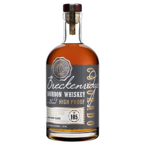 Breckenridge High Proof Blend Bourbon Whiskey 750mL