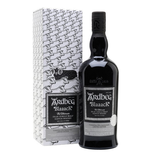 Ardbeg Blaaack 750mL