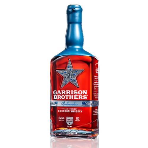 Balmorhea Twice-Barreled Bourbon