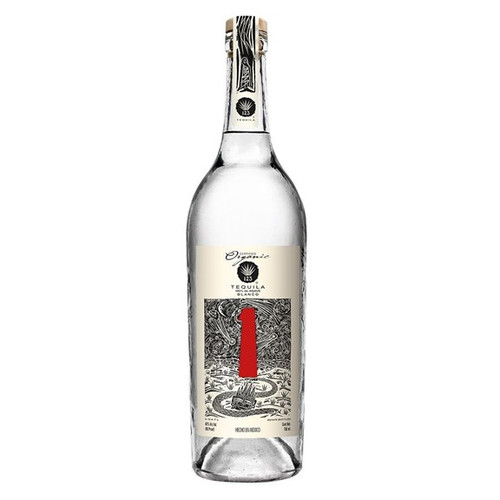 123 Certified Organic Tequila Blanco 750mL