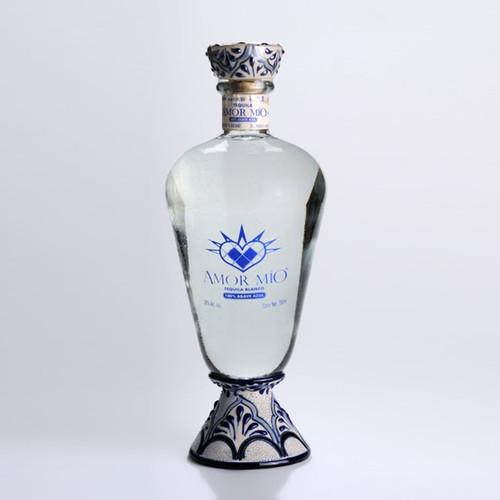Tequila Amor Mio Blanco 750mL