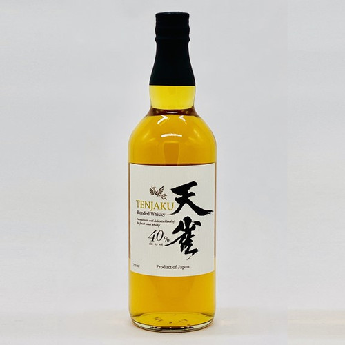 Tenjaku Japanese Blended Whisky 750mL