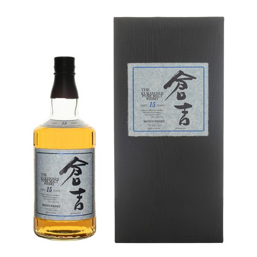 'Kurayoshi 15 Year,' Matsui Whisky 750mL