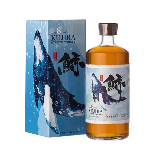 Kujira Ryukyu Whisky 8 Years 750mL