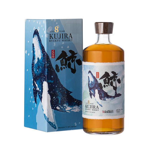 Kujira Ryukyu Whisky 8 Years 750mL