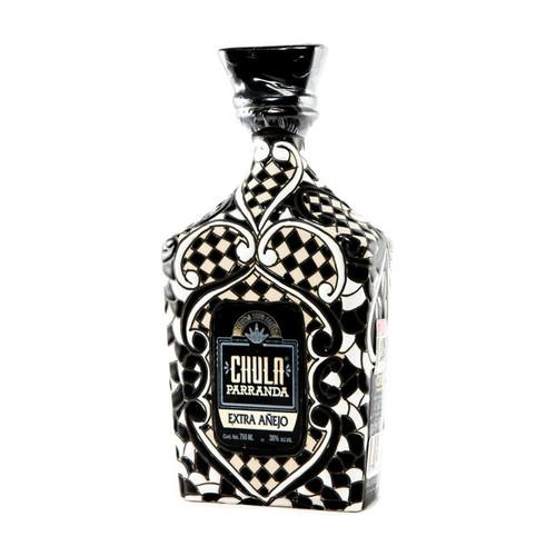 Chula Parranda Extra Anejo Ceramic Tequila 750mL