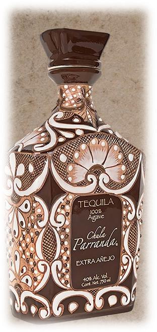 Chula Parranda Extra Anejo Tequila 750mL