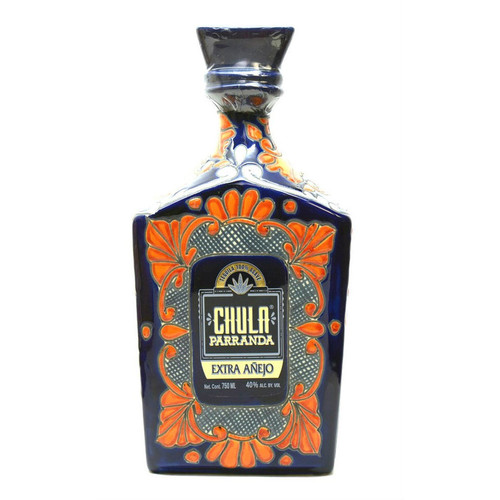Chula Parranda Extra Anejo Tequila Artist Edition 750mL