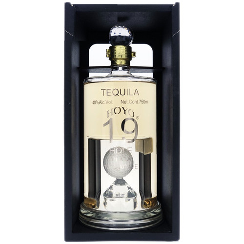 Hoyo 19 Hole Plata Tequila 750mL