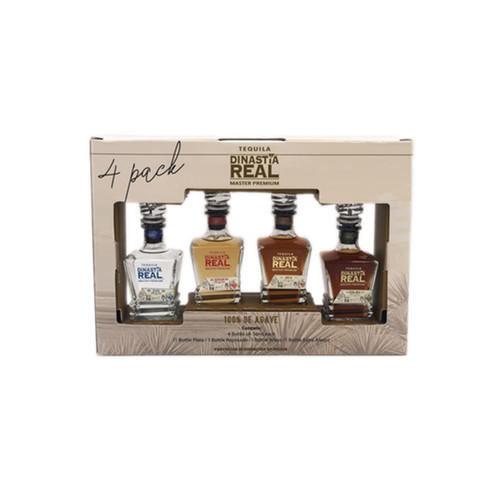 Tequila Dinastia - 4 Pack - 50mL