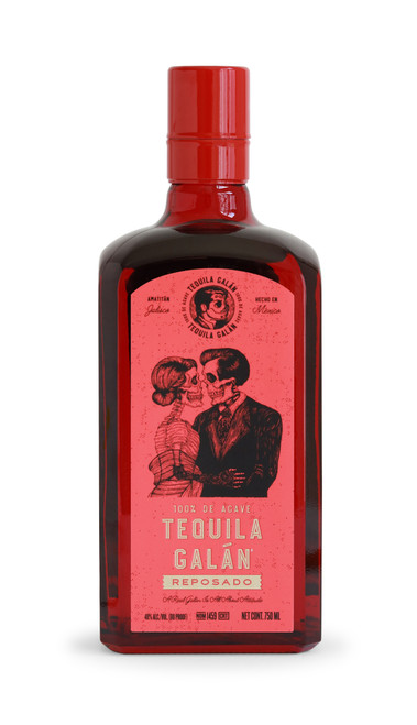 Tequila Galan Reposado 750mL