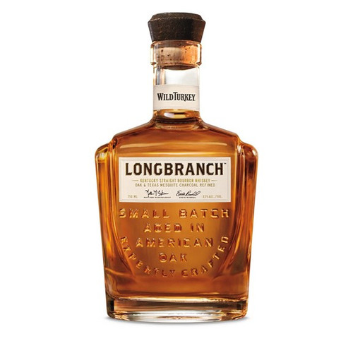 Wild Turkey Longbranch Bourbon 750mL