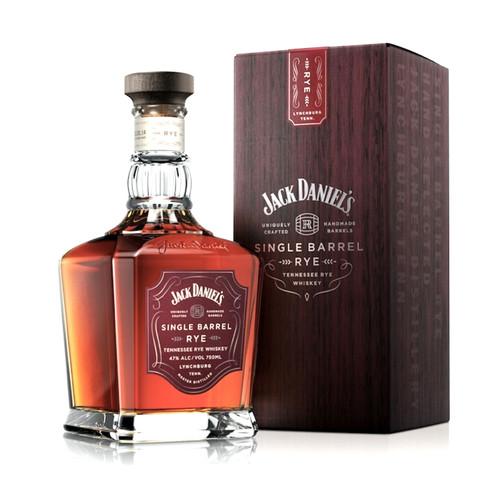 Jack Daniel's Single Barrel Rye 750mL